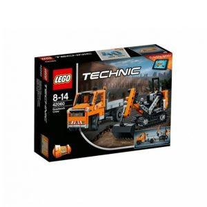 Lego Tietyökoneet 42060
