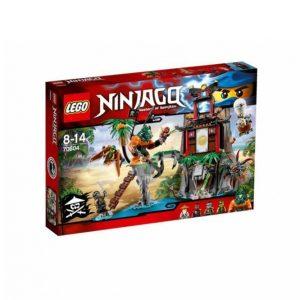 Lego Tiikerilesken Saari 70604