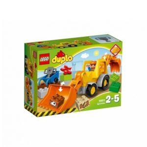 Lego Traktorikaivuri 10811