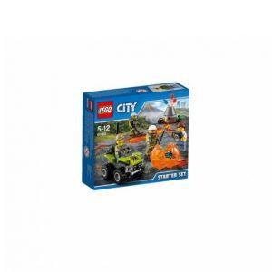 Lego Tulivuoren Aloitussetti 60120