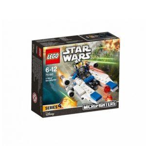 Lego U Siipinen Mikrohävittäjä 75160