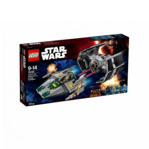 Lego Vaders Tie Advanced Vs A Wing Starfighter 75150