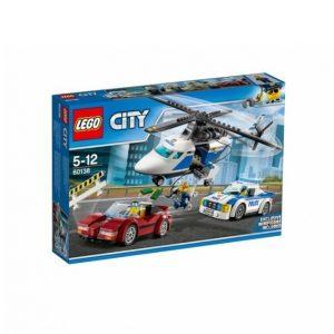 Lego Vauhdikas Takaa Ajo 60138