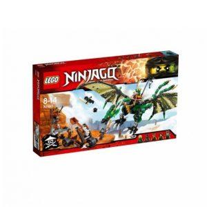 Lego Vihreä Nrg Lohikäärme 70593