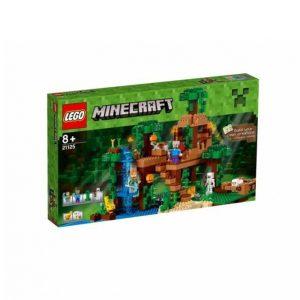Lego Viidakkopuumaja 21125