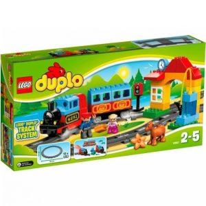 Lego Ville Ensimmäinen Junasettini