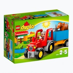 Lego Ville Maatilan Traktori 10524
