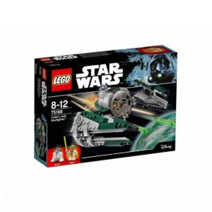 Lego Yodan Jeditähtihävittäjä 75168
