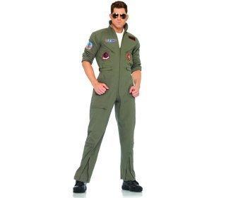 Lentohaalari Top Gun naamiaisasu