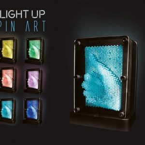 Light Up Pin Art