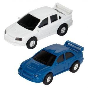 Lisäautot Autorataan 2 Kpl