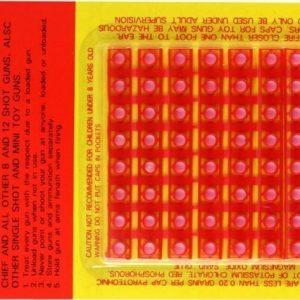 Lisänallit nallipommiin 72 kpl