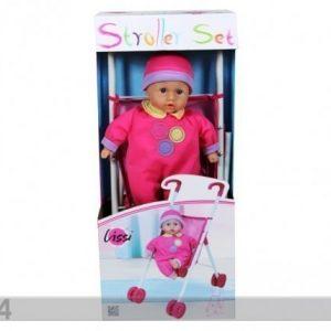 Lissi Vauvanukke Ja Kesärattaat Lissi