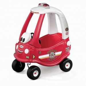 Little Tikes Cozy Coupe-Fire Ride'n Rescue Potkuauto
