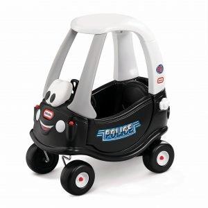 Little Tikes Cozy Coupe Poliisi Potkuauto