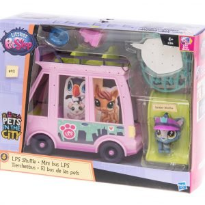Littlest Pet Shop Leikkisetti