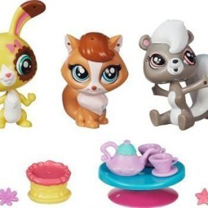 Littlest Pet Shop Multi Pet Pack Dining Downtown