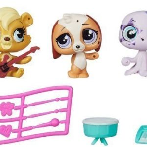 Littlest Pet Shop Multi Pet Pack Seaside Fun