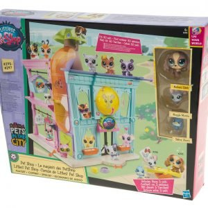 Littlest Pet Shop Petshop Leikkisetti