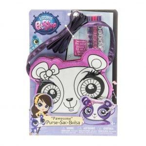 Littlest Pet Shop Väritettävä Käsilaukku