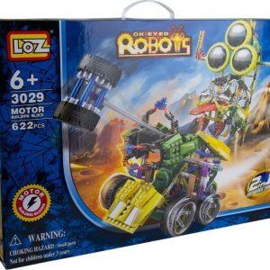 LoZ Ox-Eyed Robots