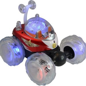 Lunar RC Stunt Car 40 MHz Punainen