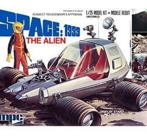 MPC Space 1999 The Alien