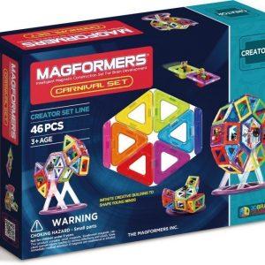 Magformers Carnival 46 osaa