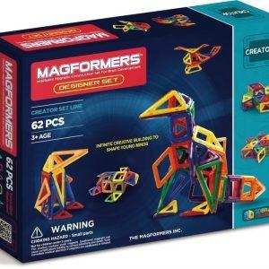 Magformers Designer 62 osaa