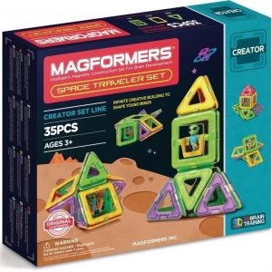 Magformers Space traveler 35 osaa