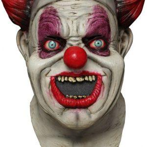 Maggot Clown Mouth -naamari