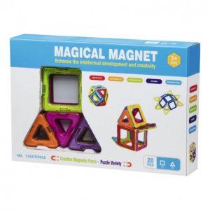 Magical Magnet Magneettilelu 20 Palaa