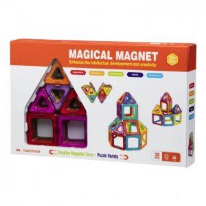 Magical Magnet Magneettisetti 36 Osaa