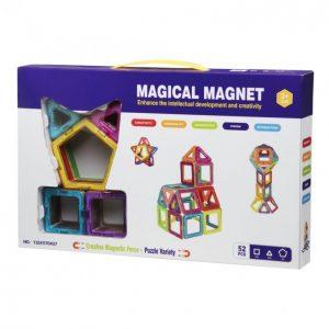 Magical Magnet Magneettisetti 52 Osaa