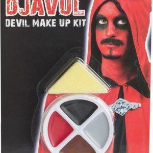 Makeup set Devil