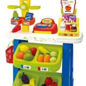 Market Stall Leikkiruokaa Torikoju 25 osaa