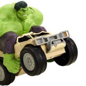 Marvel Super Heros Radio-ohjattava auto Hulk