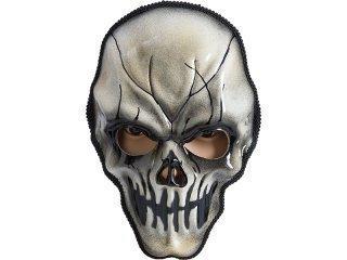 Mask skull white