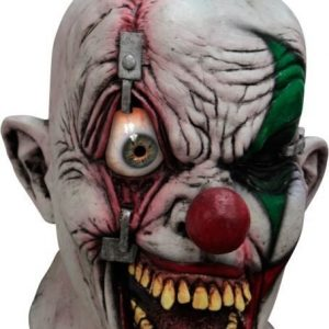 Maskeradmask Morph DigitalDudz Pinned-Eye Clown
