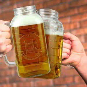 Mason Beer Stein