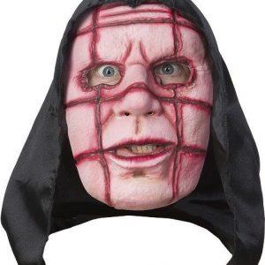 Masquerade mask Scarred