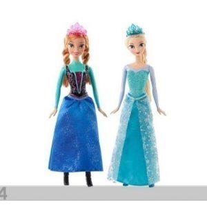 Mattel Nukke Frozen Elsa/Anna