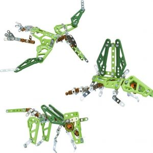 Meccano 10 Model set Dino