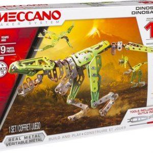Meccano 10 Models Set Dinosaur