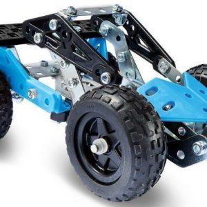 Meccano 15 Models Set Side By Side