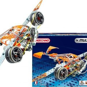 Meccano 15 Multimodels Plane