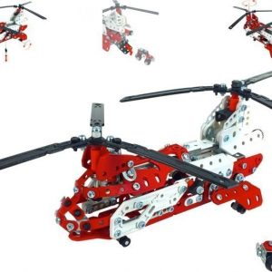 Meccano 20 Model set Heli