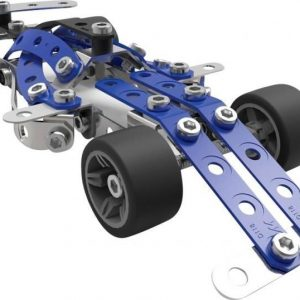Meccano 5 Model Set Cars