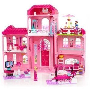 Mega Bloks Barbie luksustalo
