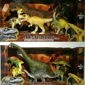 Megasaurs Dinot 6 Kpl/Pkt